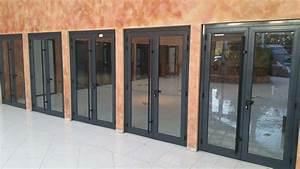 fenetres et portes fenetres aluminium fenestore With magasin porte et fenetre