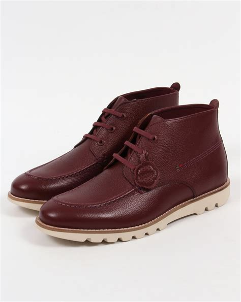 kickers brown kickers kymbo moccassins brown boots shoe mens