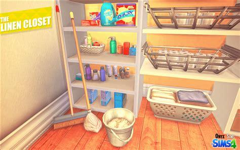 sims  blog  linen closet  kiararawks
