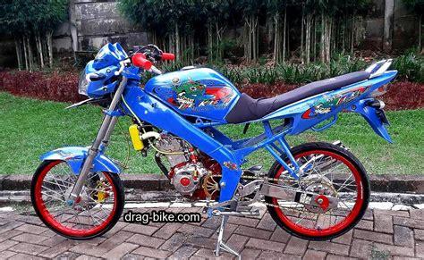 Poto Motor Keren by 51 Foto Gambar Modifikasi Motor Vixion Keren Terbaik