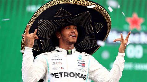 Hamiltons uzvar Meksikā, bet titulu vēl nenodrošina | Eļļu un smērvielu izplatītājs