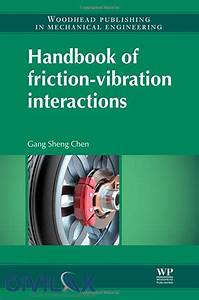Handbook Of Friction-vibration Interactions