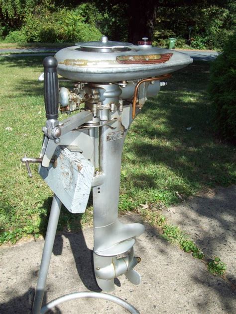 Old Boat Motors by Mercguy Vintage Outboard Motors Virtual Museum