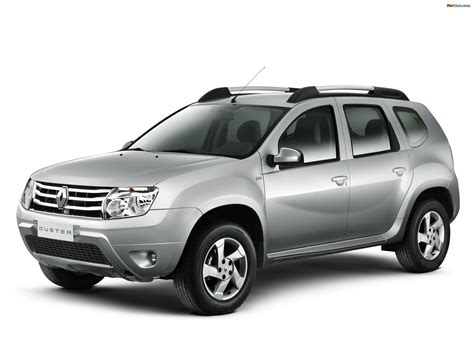 Renault Duster Photo by Renault Duster 2010 Photos 2048x1536