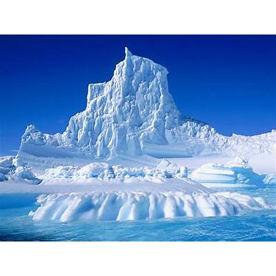 Antarctic icebergs a source of freshwater