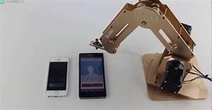 Make a phone call buy a robot arm | robot arm dobot ...