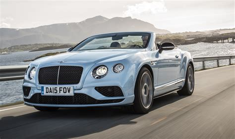 bentley gtc 2016 bentley continental gtc review cargurus