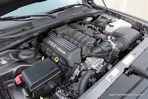 2013 Dodge Challenger Srt8  Engine  6 4l Hemi V8  Picture