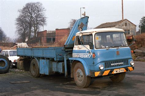 CCMV Classic Commercial Motor Vehicles | Bedford TK (KE–KG ...