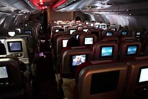 Atlantic 747 Seating Chart Ffpupgrade Atlantic Economy Class Cabin Photos