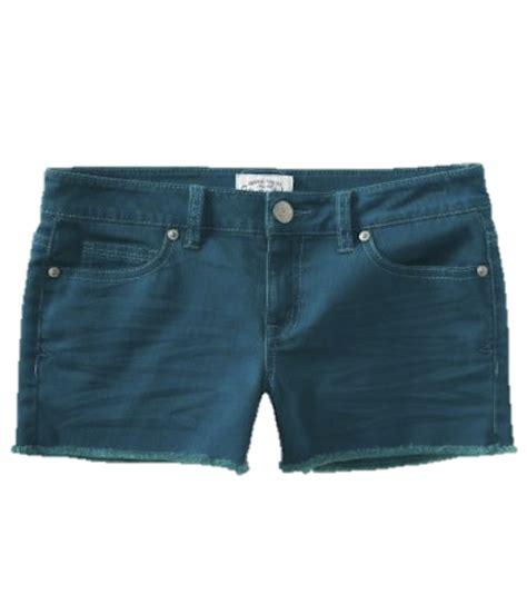 Book Report Get Shorty by Aeropostale S Shorty Jean Shorts Walmart