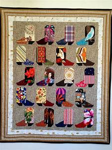 Cowboy Applique Designs Cowboy Boot Quilt Pattern