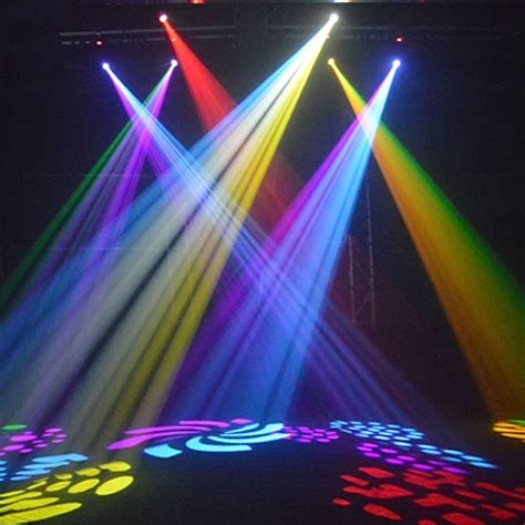 led stage lighting 50w led moving stage lighting 8 rotary pattern effect