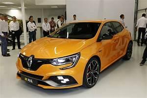 Renault Mégane 4 Rs : renault m gane 4 rs 2017 la sportive en direct du salon de francfort photo 16 l 39 argus ~ Medecine-chirurgie-esthetiques.com Avis de Voitures