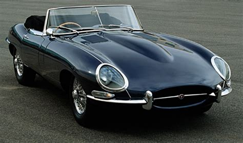Jaguar F-type Vs. E-type