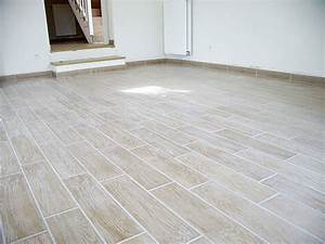 poser du carrelage parquet With carreaux imitation parquet