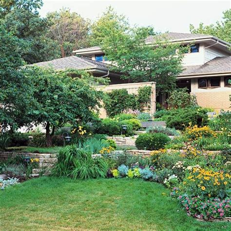 ideas for gardens with slopes landscaping on a slope how to make a beautiful hillside garden interior design ideas avso org