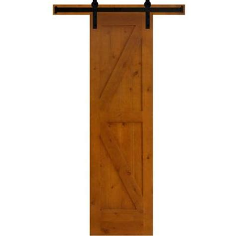 interior barn door hardware home depot steves sons 30 in x 84 in rustic 2 panel stained