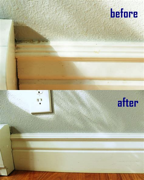 Clean Baseboards  Fast  Easy Cleaning Guide