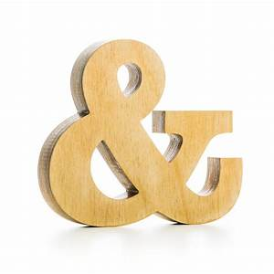 Wooden letter crafted from quality birch plywood hand for Wooden letters and symbols