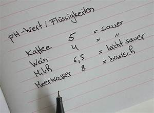 Mineralwasser Ph Wert Liste : s ure basen haushalt 10 fakten die man wissen sollte ekulele familienleben rezepte mode ~ Orissabook.com Haus und Dekorationen
