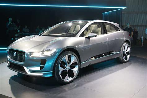 Jaguar Ipace Concept Delivers Range, Performance