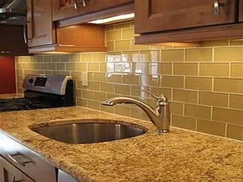 glass cabinets for kitchen oak cabinets subway tile backsplash and subway tiles on 3768