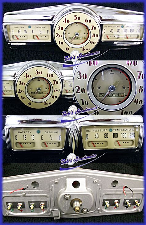 Boat Gauges Repair by Welcome To Bob S Speedometer