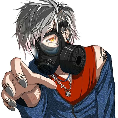 mask anime images  pinterest anime guys