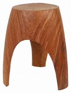 Tabouret Bas Bois : tabouret 3 legs bois bois pols potten made in design ~ Teatrodelosmanantiales.com Idées de Décoration