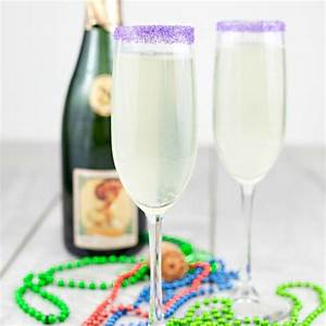 Mardi Gras French 75 Try Dell Cove Spices Recipes and More