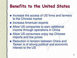 PPT - China's Accession to the World Trade Organization ...