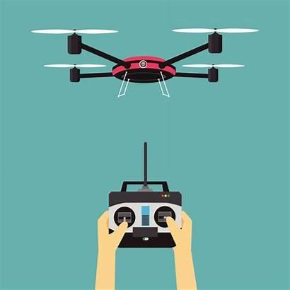 Drone Drones Remote Vector Control Quadcopter Facts