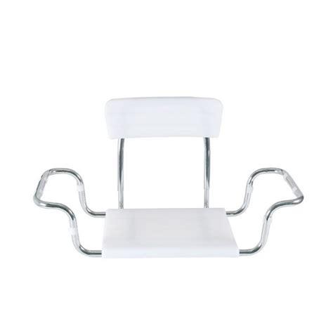 sedile per vasca da bagno per disabili sedile per vasca da bagno con schienale universale