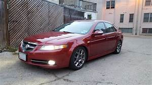 Sold 2008 Acura Tl Type S  6 Spd Manual  Mrp   Wash  Dc