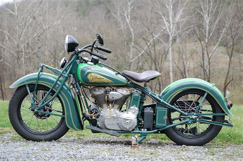 Buck's Indian Motorcycles