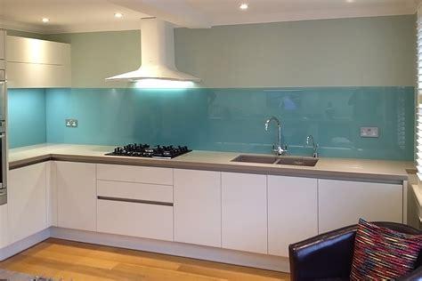 brightly coloured glass splashbacks produced  easy glass