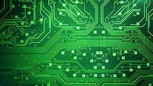 Circuit Board Background Loop Stock Footage Video | Getty ...