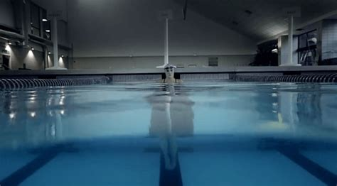 When You Say Nothing At All: What It Means To Be A Swimmer (Video