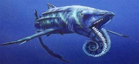 weirdest prehistoric animals