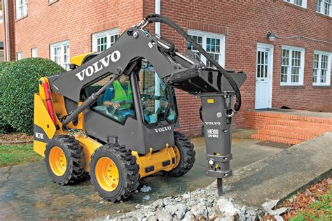 volvo skid steers  spec guide compact equipment