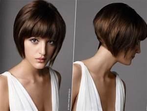 Coupe Carré Plongeant Femme : coiffure femme carre plongeant tendances 2019 ~ Melissatoandfro.com Idées de Décoration