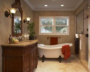 traditional bathroom design ideas room design ideas With pictures of traditional bathrooms