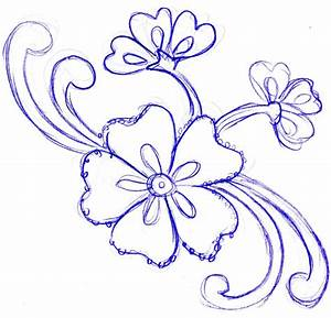Pencil Sketches Of Flowers Images Amazing Pencil Drawings ...