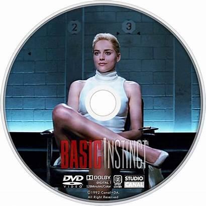 Basic Instinct Fanart Dvd Tv Movies Disc
