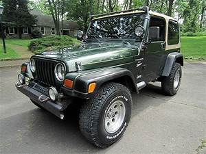 Purchase Used 1997 Jeep Wrangler Sport 4 0l 4x4 5