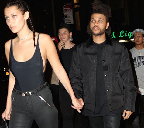 Abel makkonen tesfaye (born february 16, 1990), known professionally as the weeknd, is a canadian singer, songwriter, and record producer. Frank Dudu: THE WEEKND's GIRLFRIEND SHOWS HER BREAST IN ...