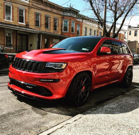 jeep srt modified jeep grand cherokee can 39 t get better looking than this