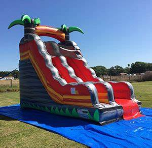 Dry Slides and Combos – Happy Kids Inflatables