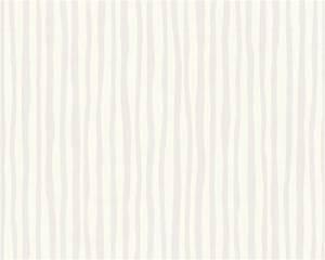 tapete schoner wohnen4 2685 18 streifen gestreift uni With markise balkon mit tapete beige uni